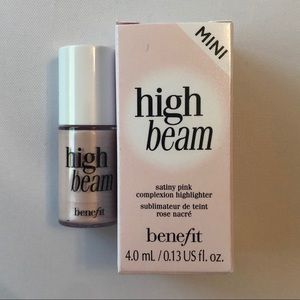 Benefit High Beam Highlighter 4ml BNIB travel size